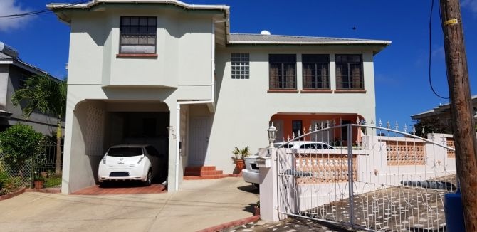 Frere Pilgrim-Two Storey Property