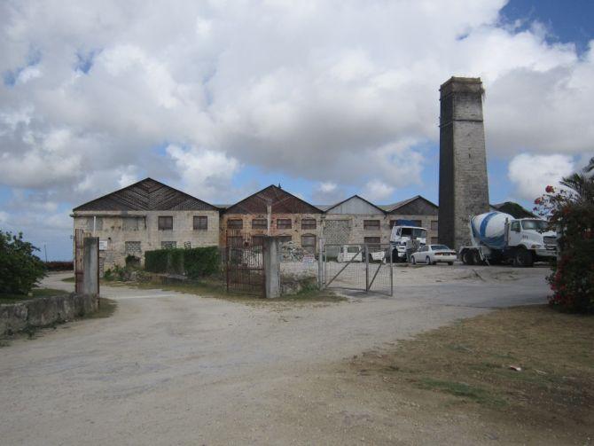 Eastern Caribbean Fertilizer Company (Barbados) Ltd